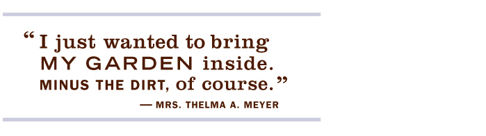 Thelma Ingredients Quote